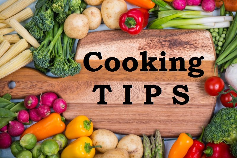 tips for cooking